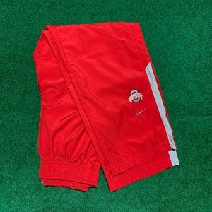 Mens Nike Ohio State Sweatpants Large